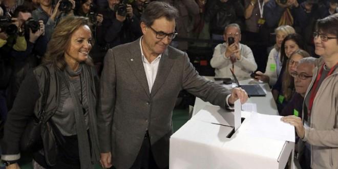 El sondeo electoral definitivo del 27 S en Cataluña