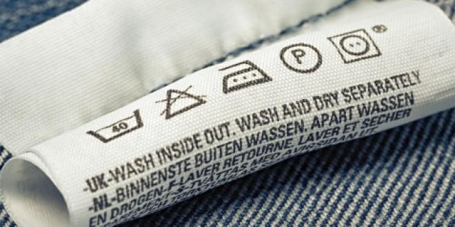 Guía rápida para entender los símbolos de lavado, secado y planchado de las etiquetas de la ropa