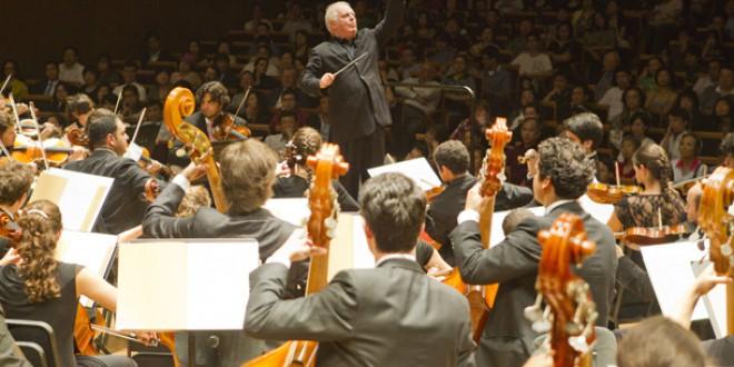 Músicos árabes, israelíes y españoles comienzan en Granada un taller orquestal y de convivencia