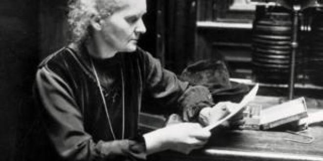 Marie Curie, una mujer radiante