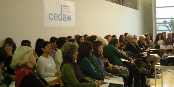 """""""Ante las elecciones 20D, compromisos para eliminar la discriminación de las mujeres"""