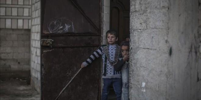 Las consecuencias psicológicas en niños y niñas víctimas de las guerras