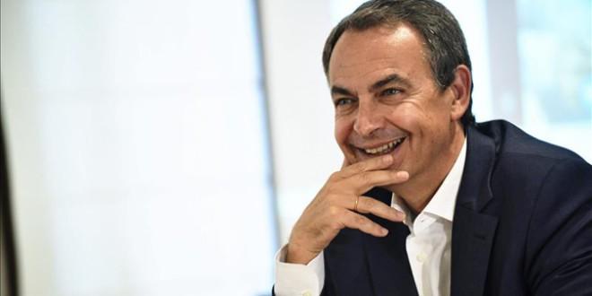 Zapatero, único español en el Top 50 de 'The Economist' sobre las personas que más han hecho por la diversidad