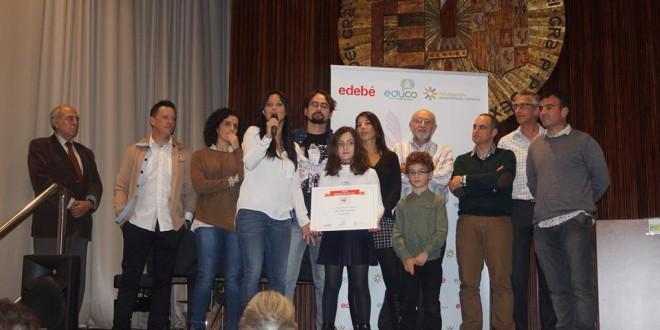 La comunidad educativa de Atarfe, premiada por su compromiso con el medio ambiente