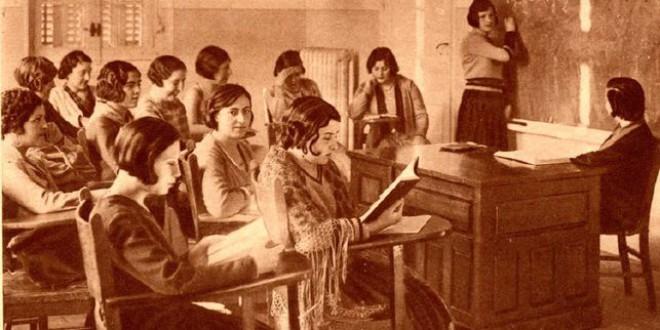 La cuna del feminismo madrileño cumple cien años
