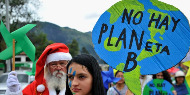 Cuatro claves para entender el pacto de París sobre el cambio climático