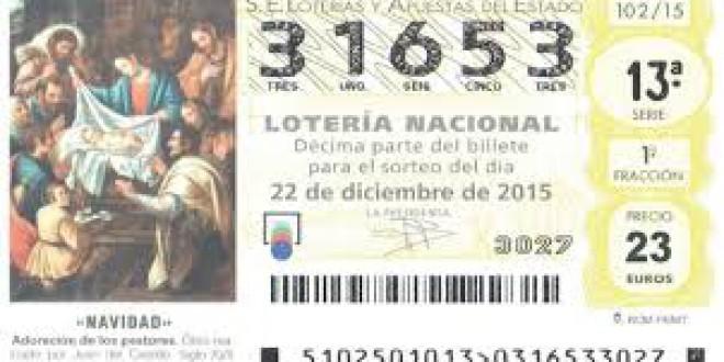 Ojo con los décimos de lotería compartidos por WhatsApp