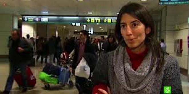 Los emigrantes españoles vuelven a casa por Navidad sin sanidad