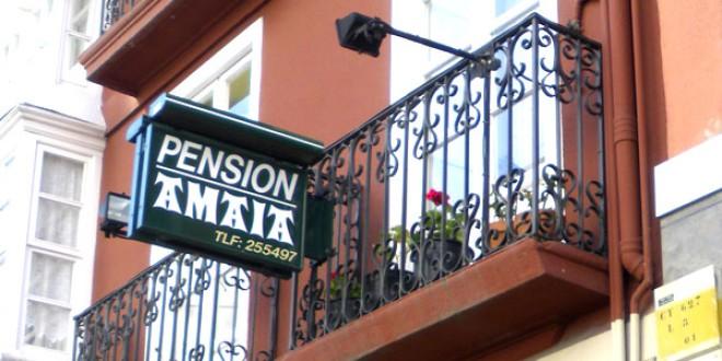 «Pensión» por Alberto Granados