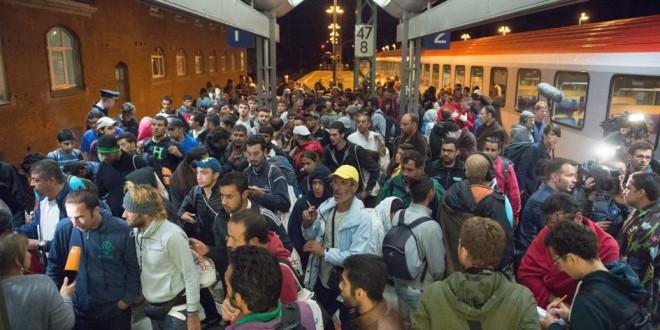 La Policía holandesa denuncia la presencia de traficantes de personas en los alrededores de centros de refugiados