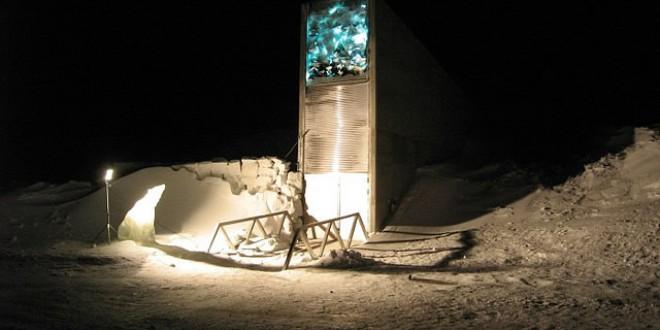 ¿Qué esconden los científicos en la 'bóveda del fin del mundo'? En el Arca de Noé del S. XXI?