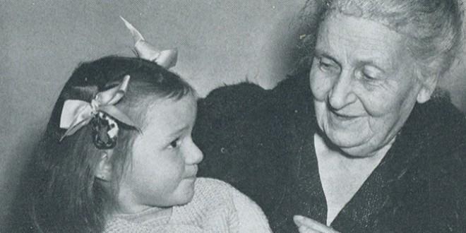 19 Mandamientos de María Montessori para los padres de familia