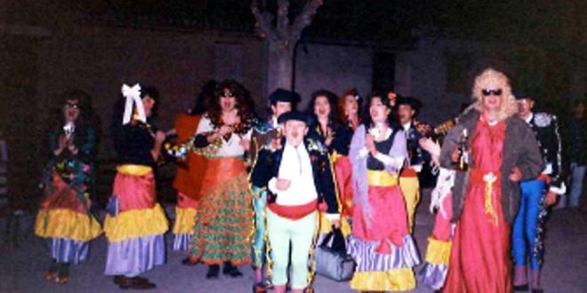 «Nuestra historia carnavalesca en Atarfe» por José Enrique Granados