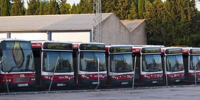 FACUA Granada rechaza que se carguen a los usuarios los errores del plan de transporte urbano
