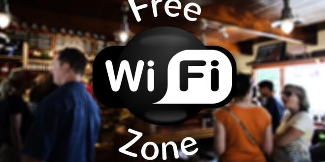 El Wifi gratuito no es responsable de las descargas piratas