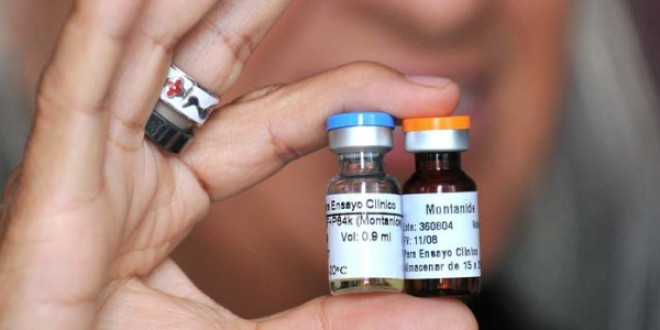 En julio estará disponible la vacuna contra el cáncer de pulmón