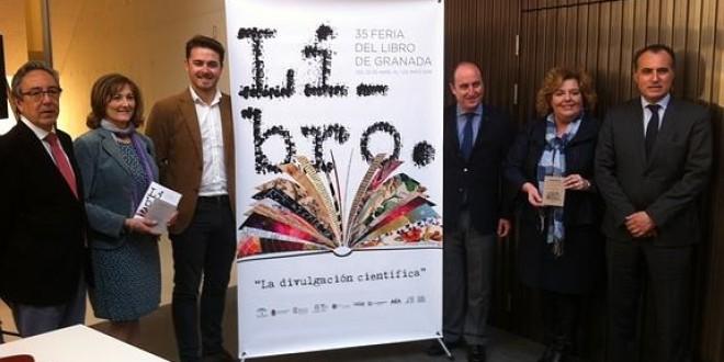 Ciencia, música y premios por comprar libros en la Feria del Libro de Granada