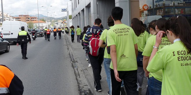 La Plataforma VegaEduca celebra el Día de la Tierra con la VII Ciclo Ruta