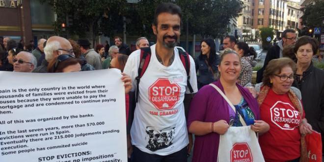 Granada pasa a la acción antidesahucios
