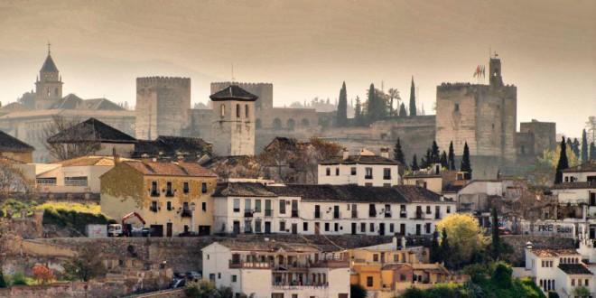 Granada, tercer destino más buscado de España en este 2016