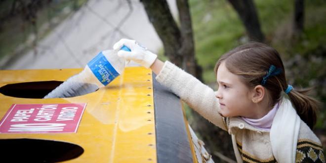 Dar la lata para cuidar el medio ambiente