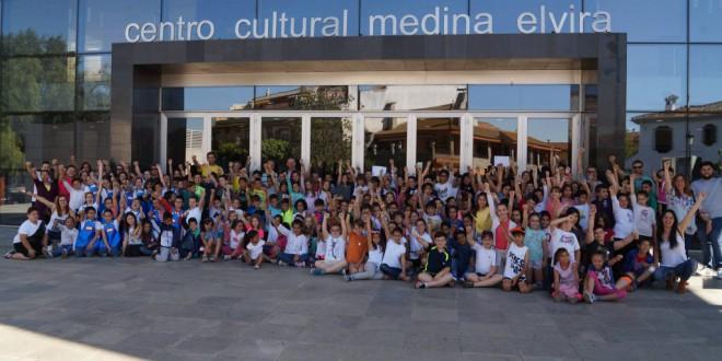 Presentación del video del proyecto 'CapaCITAdos' coordinado por el CEIP ATALAYA