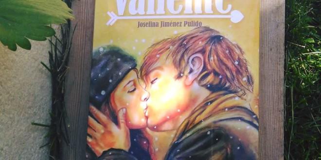 LA ATARFEÑA JOSEFINA J. PULIDO PUBLICA SU LIBRO : «VALIENTE»