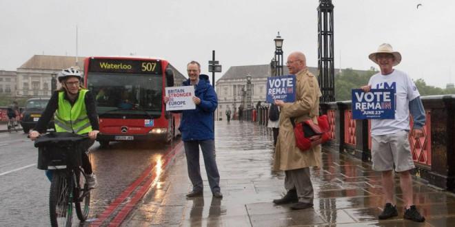 HOY SON LAS ELECCIONES: ¿Independencia para Londres?