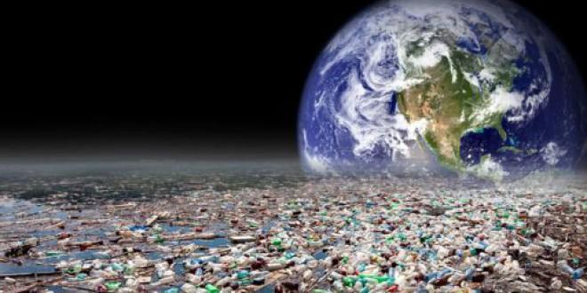 El arte de tirar la basura