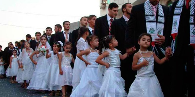 """Marruecos legaliza matrimonio entre hombres y niñas, """"por el bien de ellas""""…"""