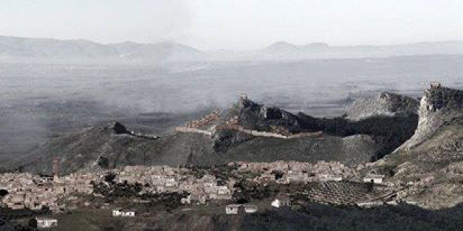ZIRIESATARFE: Establecimiento de los Ziries en Elvira a petición de sus habitantes.