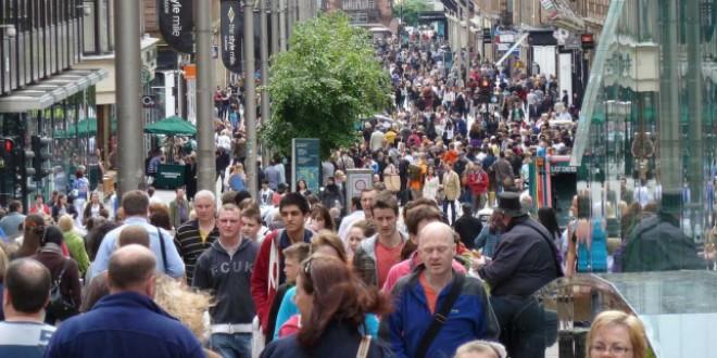 La población mundial está creciendo más rápido de lo esperado
