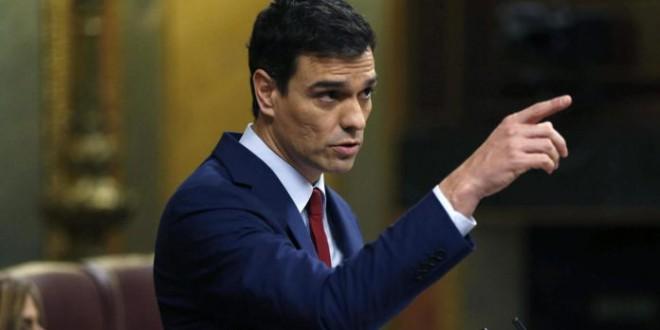 El socialismo de verdad ha encontrado al líder anhelado: Pedro Sánchez Castejón