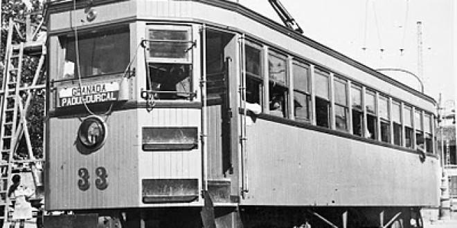 «ATARFE: La linea nº 2 de tranvias » por José Enrique Granados
