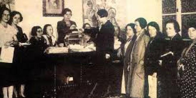 HOY 19 de noviembre de 1933 las mujeres votaban por primera vez en España