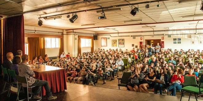 La lucha contra la abstención escolar en Atarfe tiene recompensa