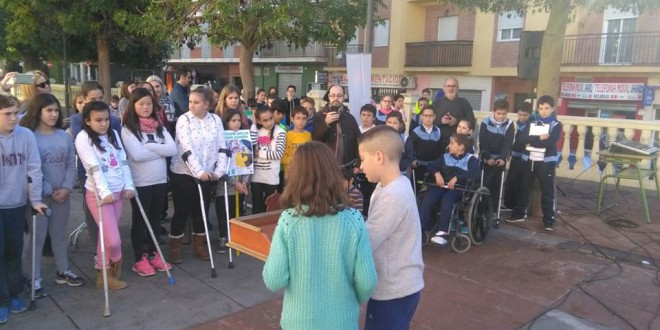 ATARFE celebra el día internacional de las personas con capacidad diferente