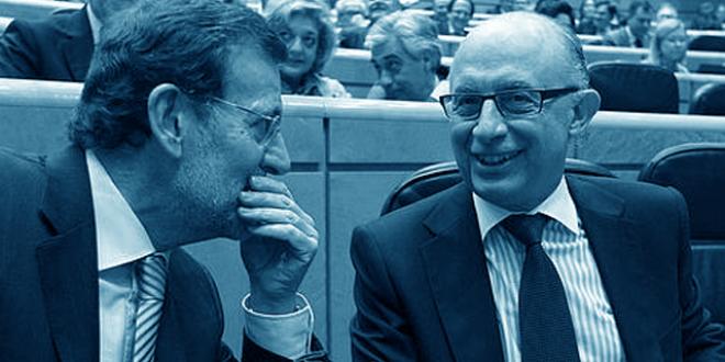 Rajoy oculta el 'catastrazo' de Montoro que subirá el IBI en 2.400 municipios