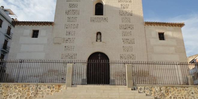1933 EN DOS OCASIONES INTENTARON PRENDER FUEGO A LA IGLESIA DE ATARFE.