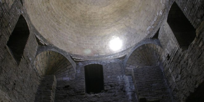 El Subsuelo más allá de los límites urbanos: El Batisterio Romano de Gabias