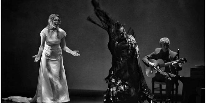 Fernando Vacas estrena el sábado su ópera flamenca 'A través de la luz'