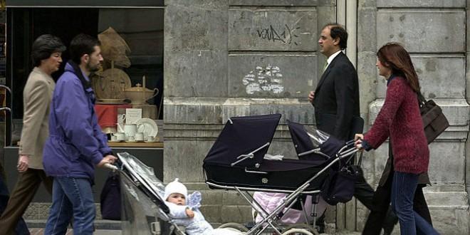 Sólo un 1,3% de los progenitores comparten la baja por nacimiento