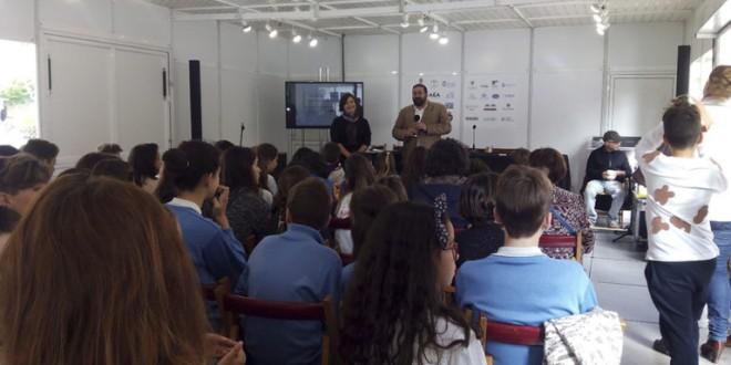 Una Feria del Libro políglota con el Encuentro Lector de centros bilingües de Granada