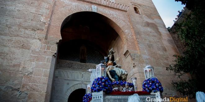 La Semana Santa de Granada, la más espectacular de España