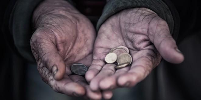 En España cada día hay más pobres