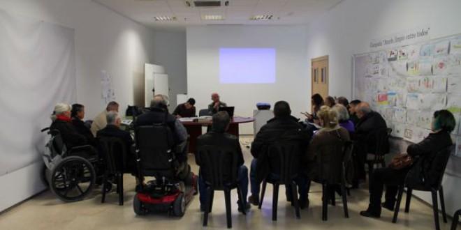 ATARFE: Reunión del grupo de Accesibilidad