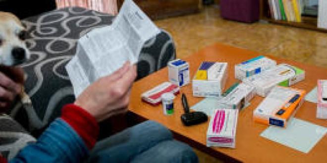 ALICANTE: Sanidad obliga a pagar el 40% de las medicinas a parados que han agotado todas las ayudas