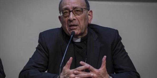 El cardenal Omella invita a parroquias y escuelas a acoger niños que están solos en casa
