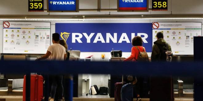 Estos son los primeros vuelos que Ryanair va a cancelar esta semana