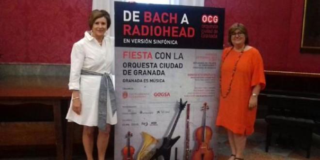 Concierto gratuito de la Orquesta Ciudad de Granada: dónde y cuándo conseguir las entradas